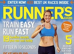 Runners world Lumbacurve